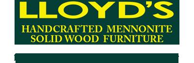 Lloyds Mennonite Furniture Serving Toronto Schomberg Newmarket Bradford  Richmond Hill Markham Brantford Bramption Orangeville Caledon Tottenham