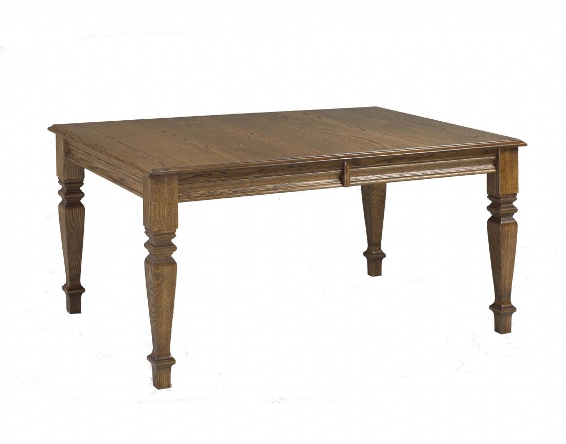 Sheraton Harvest Table Lloyd s Mennonite Furniture