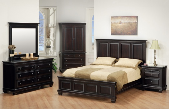 Florentino Mennonite Bedroom Set Mennonite Furniture Ontario at Lloyd's Furniture Gallery in Schomberg