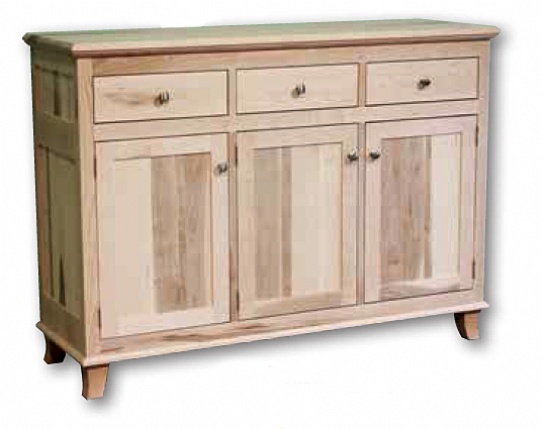 Jordan Sideboard Mennonite Furniture Ontario at Lloyd's Furniture Gallery in Schomberg