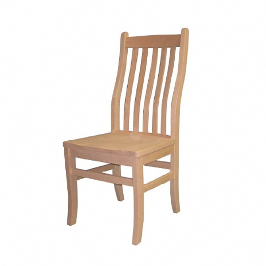 Mini Contour Mission Side Chair Mennonite Furniture Ontario at Lloyd's Furniture Gallery in Schomberg