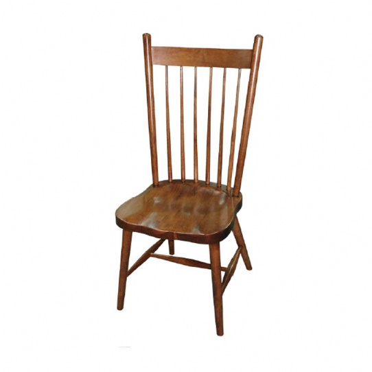 Rustic Farmhouse Side Chair Mennonite Furniture Ontario at Lloyd's Furniture Gallery in Schomberg