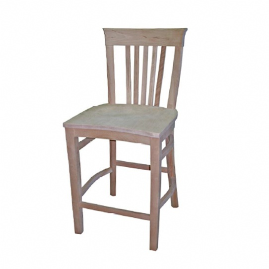 Athena Bar Stool Mennonite Furniture Ontario at Lloyd's Furniture Gallery in Schomberg