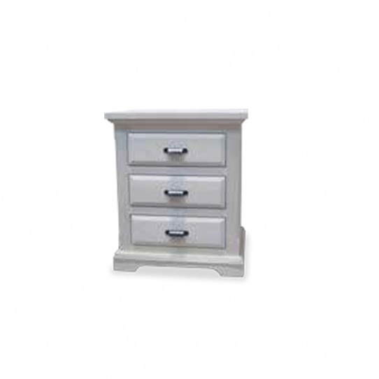 Chateau 3 Drawer Night Stand Mennonite Furniture Ontario at Lloyd's Furniture Gallery in Schomberg