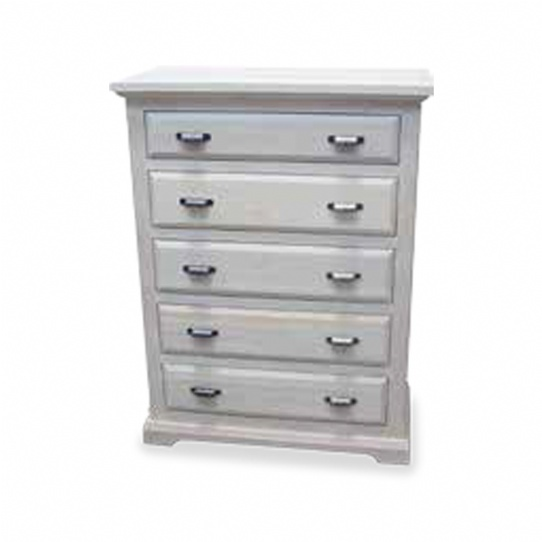 Chateau 5 Drawer Hiboy Mennonite Furniture Ontario at Lloyd's Furniture Gallery in Schomberg
