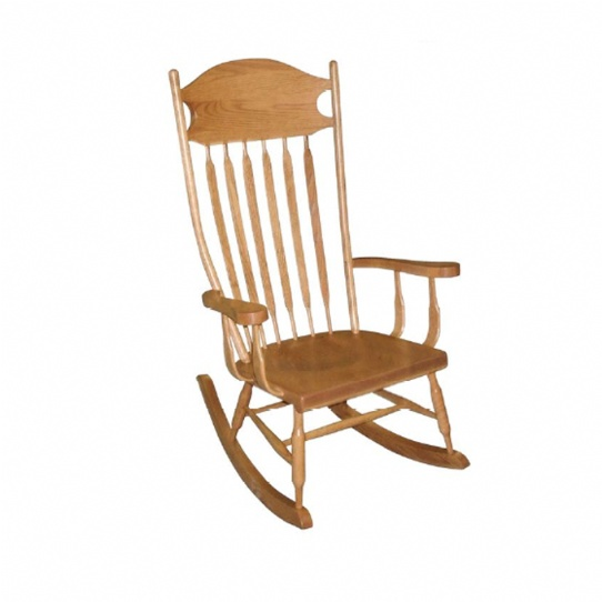Royal Winsor Rocking Chair Mennonite Furniture Ontario at Lloyd's Furniture Gallery in Schomberg