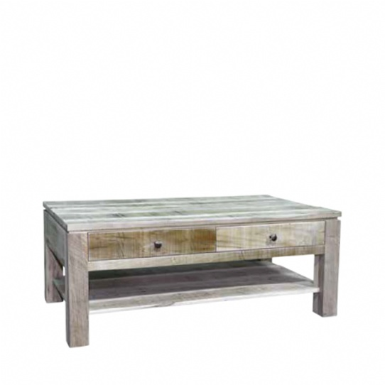 Rough Cut Metro Coffee Table Mennonite Furniture Ontario at Lloyd's Furniture Gallery in Schomberg